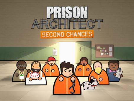 Prison Architect: Second Chances – Neue Erweiterung ab sofort auch auf Nintendo Switch erhältlich
