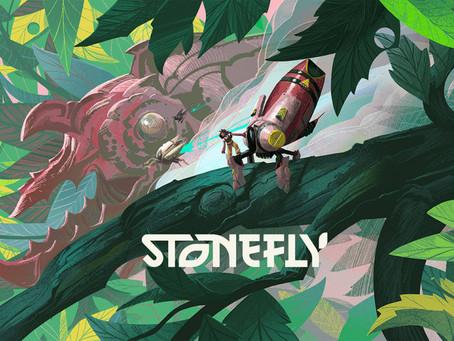 Stonefly: Das Mech-Abenteuer inmitten der Natur ist ab sofort erhältlich