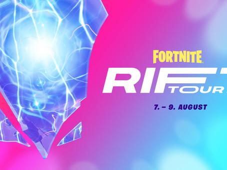 Die Rift Tour mit Ariana Grande startet dieses Wochenende