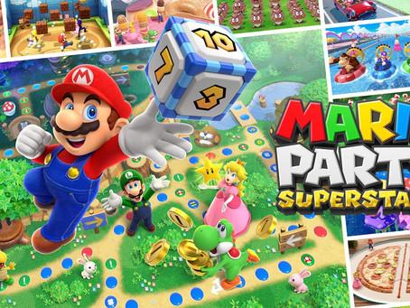 Mario Party Superstars - Nintendo veröffentlichte den Übersichtstrailer