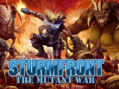 SturmFront - The Mutant War: Übel Edition erscheint am 2. April für PlayStation, Xbox und Switch