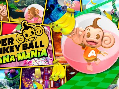 Super Monkey Ball Banana Mania: Neuer Trailer gibt weitere Gameplay-Einblicke