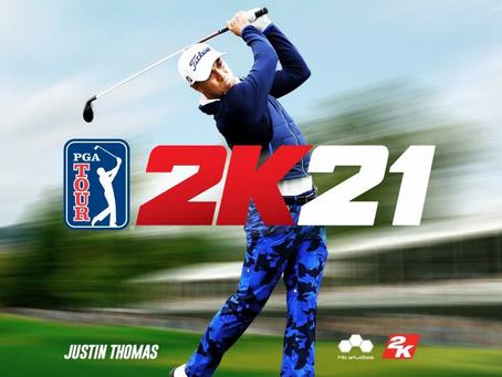 PGA Tour 2K21 in Baller Edition veröffentlicht