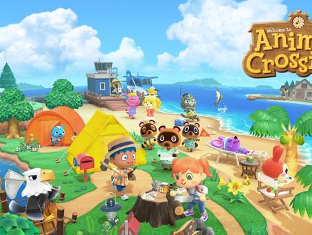 Neue Ausgabe von Nintendo Ausgabe mit Animal Crossing: New Horizons