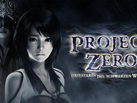 Project Zero: Priesterin des schwarzen Wassers - Neues Gameplay-Video erschienen