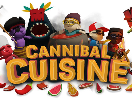 Schärft die Messer! Cannibal Cuisine erscheint am 20. Mai