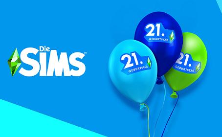 Die Sims feiert 21. Geburtstag mit 21 neuen Objekten für Die Sims 4