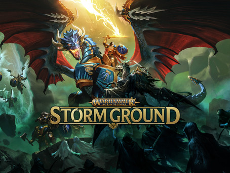 Neues Video zu Warhammer Age of Sigmar: Storm Ground