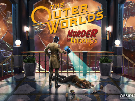The Outer Worlds: Murder on Eridanos DLC erscheint am 8. September für Nintendo Switch