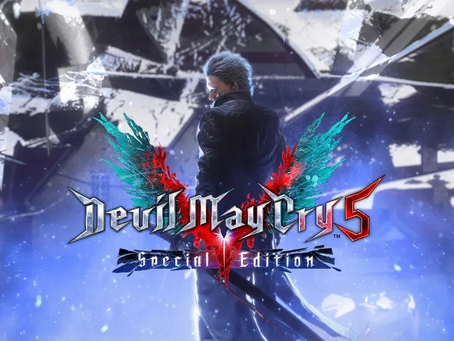 Devil May Cry 5 - Special Edition (PS5) im Test