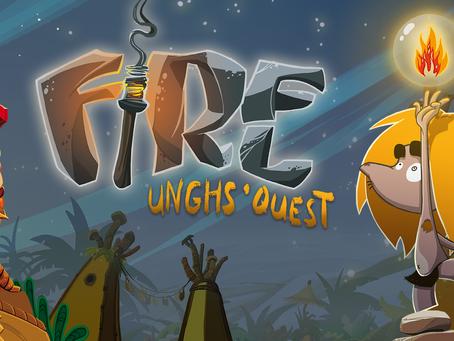 Fire: Ungh's Quest (Switch) im Test