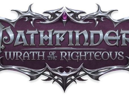 Pathfinder: Wrath of the Righteous erscheint am 2. September für PC