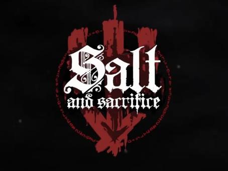 Salt and Sacrifice erscheint 2022 für PS5 und PS4