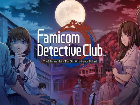 Famicom Detective Club (Switch) im Test