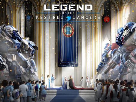 MechWarior 5: Legend of the Kestrel Lancers erscheint am 23. September