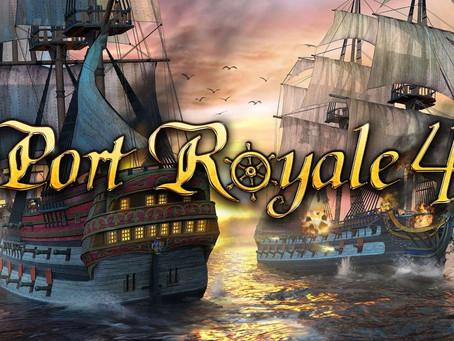 Karibik für unterwegs: Port Royale 4 ab heute auf der Nintendo Switch™