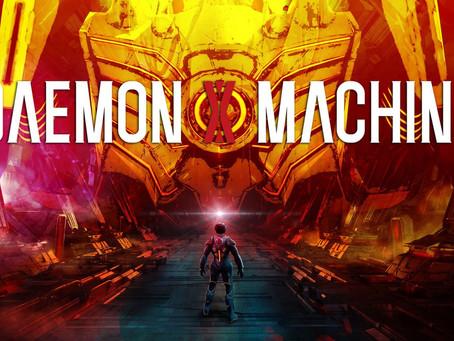 DAEMON X MACHINA ist ab sofort im Handel und Nintendo eShop verfügbar