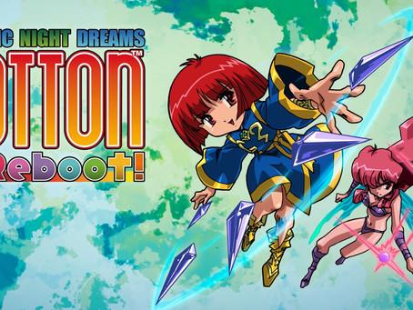 Cotton Reboot! erscheint am 20. Juli 2021 für die Switch und PlayStation 4
