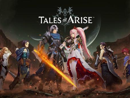 TALES OF ARISE verkauft eine Million Einheiten - Franchise erreicht 25 Millionen verkaufte Spiele