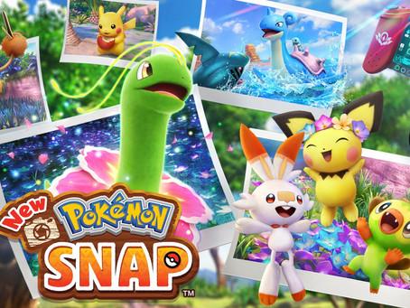 New Pokémon Snap (Switch) im Test