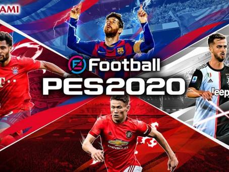 eFootball PES 2020 für mobile Endgeräte erreicht 300 Millionen Downloads