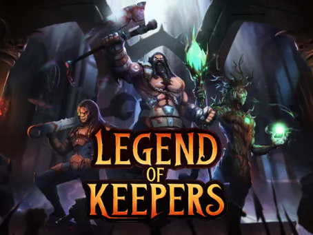 Legend of Keepers – packender Dungeon Crawler erscheint im April für PC, Switch und via Stadia