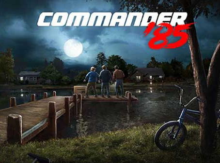 Commander '85 angekündigt und Trailer erschienen