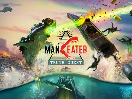 """Maneater - Tripwire veröffentlichte neue DLC """"Truth Quest"""""""