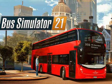 Bus Simulator 21 (PS4) im Test