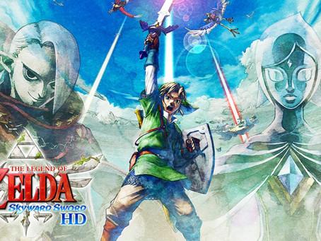 Nintendo Minute packt alle Version von The Legend of Zelda: Skyward Sword HD aus