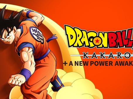 DRAGON BALL Z: KAKAROT + A NEW POWER AWAKENS SET erschien für Nintendo Switch