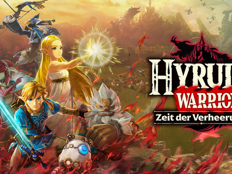 """Hyrule Warriors: Zeit der Verheerung - Aktuelle Nintendo Minute macht die """"KO-Challenges"""""""