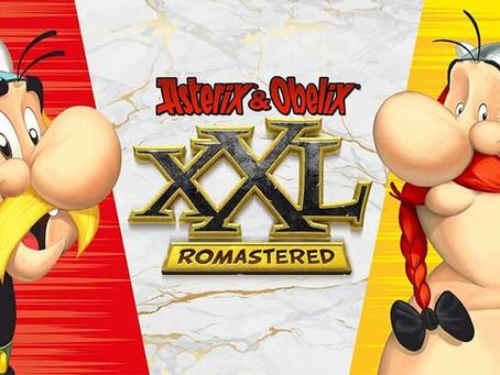 Asterix & Obelix XXL: Romastered erscheint für alle Konsolen und Trailer veröffentlicht
