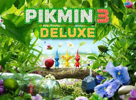 Pikmin 3 - Deluxe: Nintendo veröffentlichte neuen Trailer