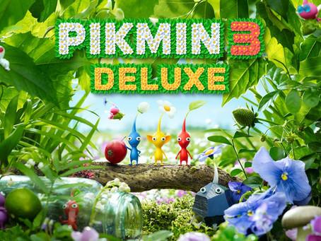 Pikmin 3 Deluxe - Neueste Nintendo Minute-Ausgabe zeigt euch Koop-Modus