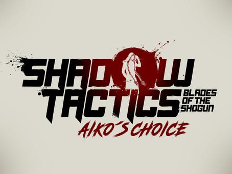 Shadow Tactics - Aiko's Choice erscheint im Dezember 2021