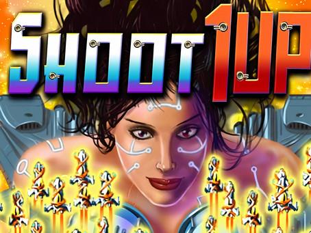 Shoot 1UP DX ab sofort für die PS4 und PlayStation 5 erhältlich