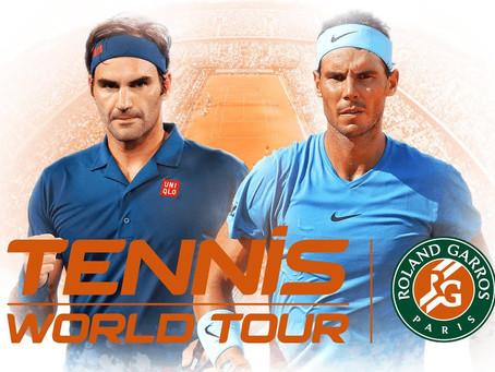 Tennis World Tour Roland-Garros Edition ist ab sofort erhältlich