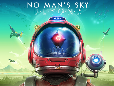 No Man's Sky: BEYOND für PlayStation 4 ab sofort als Disk im Handel erhältlich