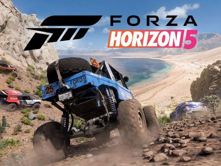 Forza Horizon 5 (XSX) in der Vorschau
