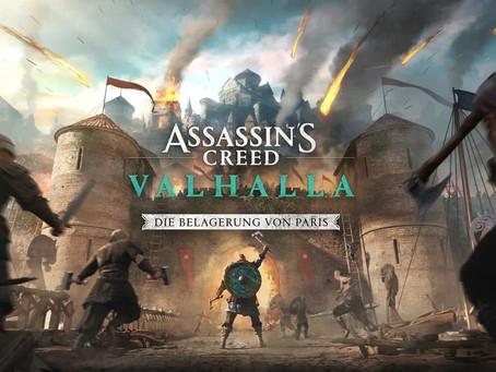 """Assassin's Creed Valhalla: DLC """"Die Belagerung von Paris"""" im Test"""