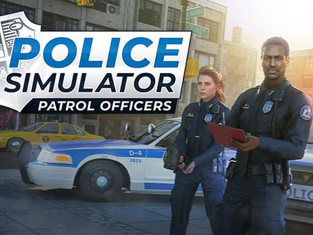 POLICE SIMULATOR: PATROL OFFICERS - Zwei neue Clips zeigen detaillierte Polizeiarbeit
