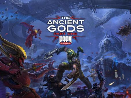 DOOM Eternal: The Ancient Gods, Part One ist jetzt auf Nintendo Switch erhältlich