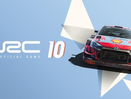 WRC 10 (PS5) im Test