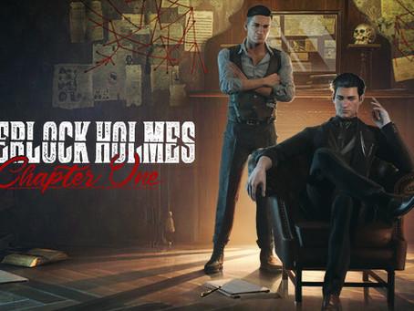 Release-Datum für Sherlock Holmes Chapter One bekannt