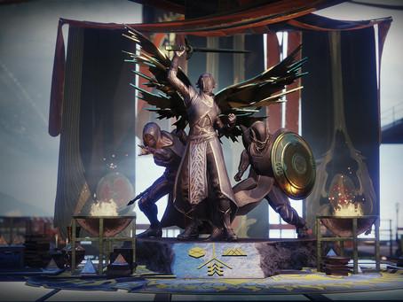 Destiny 2: Sonnenwende der Helden startet am 11. August