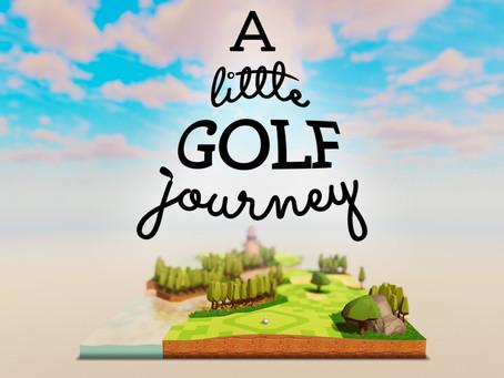 """Abschlag für das Unbekannte - """"A Little Golf Journey"""" geht heute auf die Grüns"""