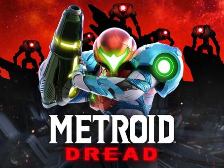 Metroid Dread - Nintendo zeigt die bisher größte Bedrohung für Samus im Trailer vor