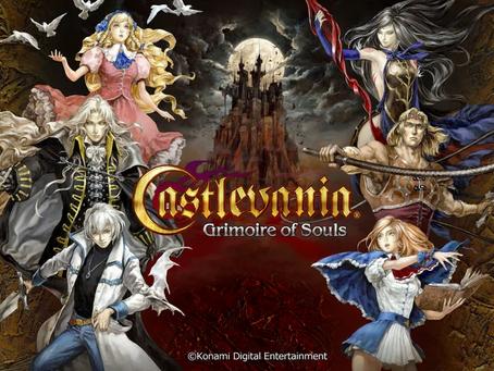 KONAMI verkündet den baldigen Release von Castlevania: Grimoire of Souls für Apple Arcade