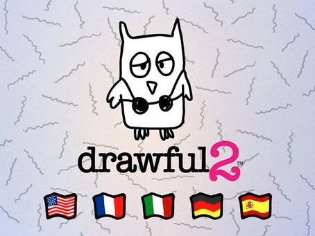 Drawful 2 bald auf Deutsch erhältlich